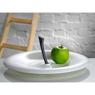 """Koziol Obstschale """"Big Apple"""" Von der Natur inspiriert: Die Obstschale """"Big Apple"""". Elegant geschwungenes Design."""
