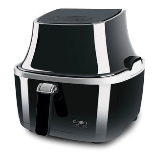 Caso Heißluft-Fritteuse AF 400 Die bessere Heißluft-Fritteuse: noch schneller, stärker, größer. Mit hocheffizientem Luftstromsystem.