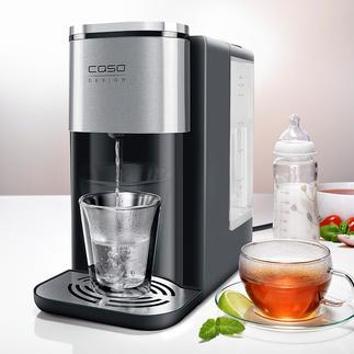 Caso Heißwasserspender HW 500 In 5 (!) Sekunden bereit: für 1 Tasse oder bis zu 2,2 Liter heißes Wasser.