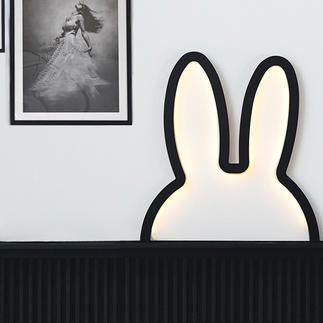 """Miffy """"Ohren""""-Silhouette Süß, aber gar nicht kitschig: die Silhouetten-Skulptur von """"Miffy"""", dem berühmten Hasen-Mädchen."""
