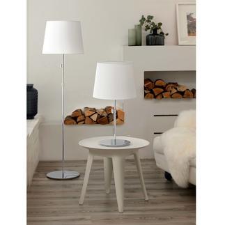 Villeroy & Boch Leuchte Amsterdam Licht, schlicht, schön. Die Tisch- und Stehleuchte in betont reduziertem Design.