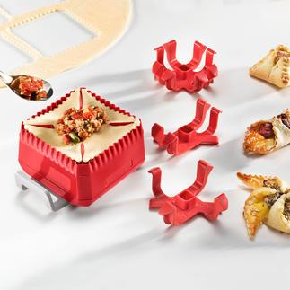 Wunderbox, 4-teilig Einfach und schnell: hausgemachtes Mini-Gebäck so perfekt wie vom Patissier.