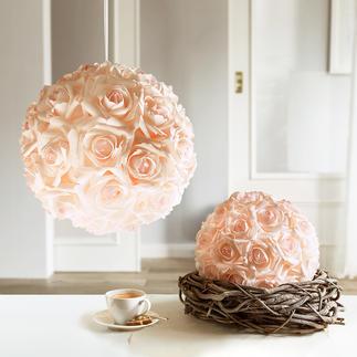 Rosenball Unvergängliche Schönheit: romantische Rosenbälle – wie frisch gesteckt.