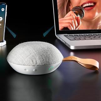 Bluetooth Design-Lautsprecher Reykjavik 360°-Spitzensound – aus preisgekröntem dänischem Design.
