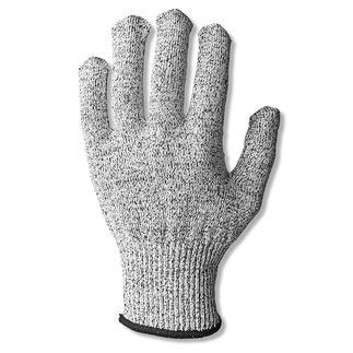 Mastrad Schutzhandschuh Sicherer Schutz vor messerscharfen Reiben. Aus schnittbeständiger, abriebfester Spezialfaser.