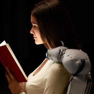 Leseleuchte Henry Zielgerichtetes Leselicht – aus einem anschmiegsamen Kuscheltier.