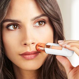 Gesichtsrasierer Roxy Pocket Shaver Gesichtsenthaarung gründlicher, schneller, schonender – immer und überall.