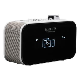 Roberts Radiowecker Ortus 2 Top-Funktionen. Top-Sound. Top-Design. Typisch Roberts Radio.