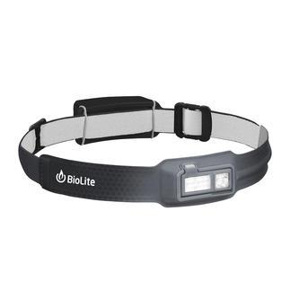 Ultraleicht-LED-Stirnlampe 69 g leicht. 9 mm flach. Und bequem wie ein normales Stirnband.