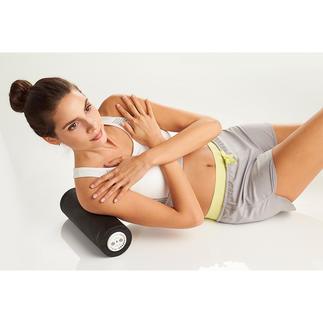 BLACKROLL® BOOSTER HEAD BOX Die Faszienrolle mit Tiefenvibration und Massagekopf. Ideal für Muskel-Regeneration, effektive Selbstmassage und Functional Training.