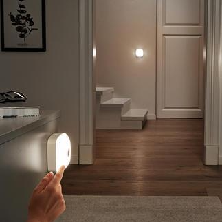 Smart-Lights Kabelloses LED-Licht, wo und wie Sie es brauchen. Mit nur einem Tastendruck im ganzen Haus.