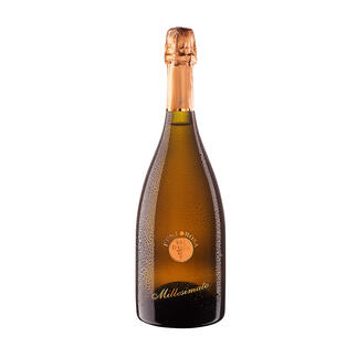 Rosé Spumante Brut Millesimato 2019, Val D'Oca, Venetien, Italien Geheimtipp aus der Region des Prosecco.