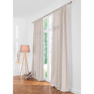 Vorhang Two-Tone - 1 Stück Zu Recht der bestverkaufte Vorhang von Carlucci di Chivasso.