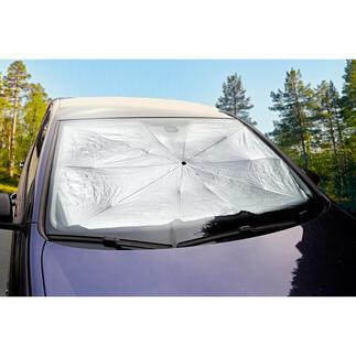 Auto-Sonnenschirm Hitze- und UV-Schutz für Ihr Auto – einfach wie nie.