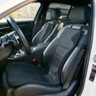 P!NTOSitzauflage Driver oder Standard Wer weiß mehr über richtiges Sitzen als die Frau, die Tausende maßgeschneiderte Sitzlösungen für Menschen mit Handicap gefertigt hat.