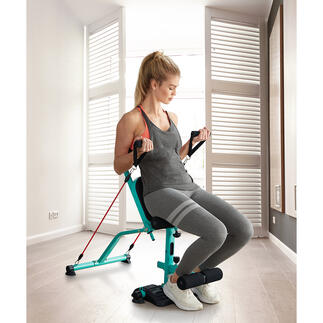 Ganzkörper-Hometrainer Total10 Total 10: Der erfolgreiche Home-Fitness-Hit aus den USA – jetzt auch bei uns. 10 Übungen trainieren den gesamten Körper – in nur 10 Minuten.