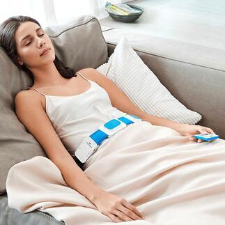 Satina-Serenity Atemtrainings-Gürtel Der Taktgeber für einen tiefen, entschleunigten Atemrhythmus.* Nach dem Vorbild tausendfach bewährter Entspannungstechniken.