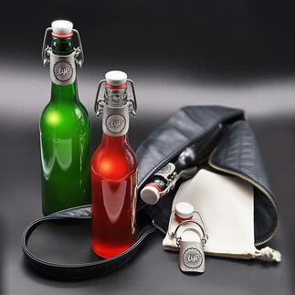 FlaschenverschlussClyp Dicht wie der Original-Kronkorken. Ideal für unterwegs. Und eine nachhaltige Lösung für Getränke to go.