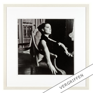 Will McBride – Romy Paris64 Will McBride, Star der deutschen Fotografie-Geschichte, präsentiert seine erste Edition: Romy Schneider auf hochwertigem Baryt.