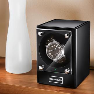 Uhrenbeweger-Modulsystem Dank Induktionstechnik bis zu vier Module an einem Netzstecker. Unabhängig einstellbar.