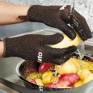 Kartoffelhandschuhe für Erwachsene oder Kinder Die genialste Erfindung, seit es Kartoffeln gibt.