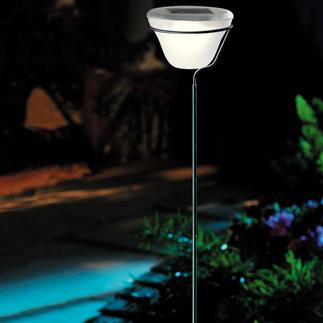 Solar-Windlicht In Ihrem neuen Windlicht steckt modernste LED-Technik.