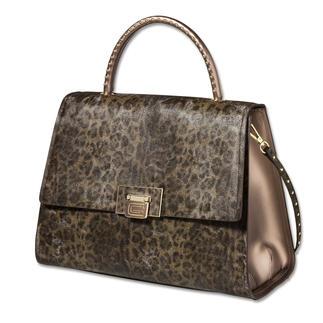 cavalli CLASS Leo-Bag Heute topaktuell, bald schon ein begehrter Design-Klassiker: cavalli CLASS Leo-Bag.