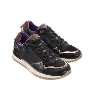 "D.A.T.E. Run-Sneakers ""Wild Thing"" oder ""Secret Garden"" Renner des Sneakers-Trends: Die neue ""Run""-Form. Vom In-Label D.A.T.E."
