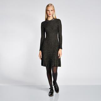 M Missoni Lurex-Strickkleid High-Fashion-Strick mit angesagtem Lurex-Glanz – aber ohne Kratz-Effekt. Von M Missoni.