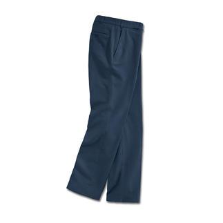 Die Lightweight-Moleskin-Hose von Brisbane Moss – eleganter, leichter und weicher denn je. Samtweich und geschmeidig. Mit glattem Fall.