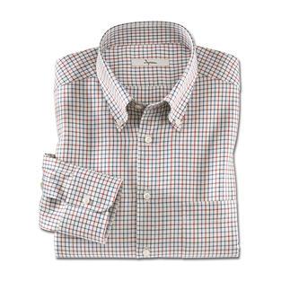 Das Hemd aus einer der traditionsreichsten Webereien Italiens. Weich und wärmend wie Flanell – aber viel leichter und kombinerfreudiger.