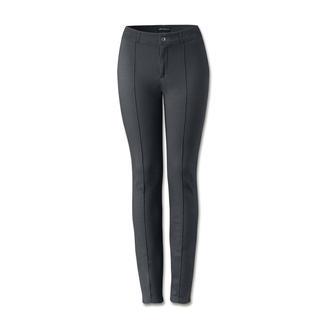 Die Edel-Leggings von Cotton-Line. Bequem wie Leggings. Konfektioniert wie eine feine Tuch-Hose.