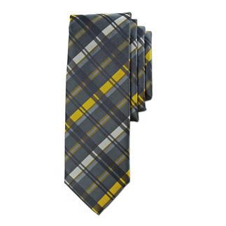 """alpi Krawatte """"golden stripe"""" Modisches Update für alle dunklen Businessoutfits. Bei alpi in Krefeld handgefertigt."""