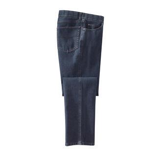 Die Jeans für die kalte Jahreszeit: Sanft wärmend. Aber trotzdem unvergleichlich leicht. Das Geheimnis: modernste Hohlfaser-Technologie – dem Fell der Eisbären nachempfunden.