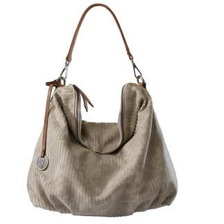Die modische Hobo Bag zu einem sehr angenehmen Preis. Edel und knautschweich wie Leder.