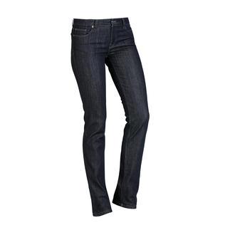 Die Business-Jeans: Aktueller Raw-Denim-Look. Cleaner Schnitt. Perfekte Passform. Von Strenesse.