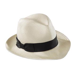 Der Panama-Fedora vom Kult-Label Hat Attack, New York. Vielbesprochen in den Hochglanzmagazinen. Favorit vieler Hollywood-Stars und Musik-Ikonen.