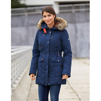 Die AJK Climate-Control®-Jacke: 9-fach funktionell. Und selten chic. Die AJK Climate-Control®-Jacke - 9-fach funktionell. Und selten chic.