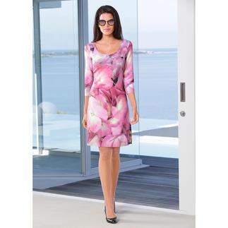 Das unkomplizierte Kofferkleid zum Wenden. 1 Kleid – 2 Looks.