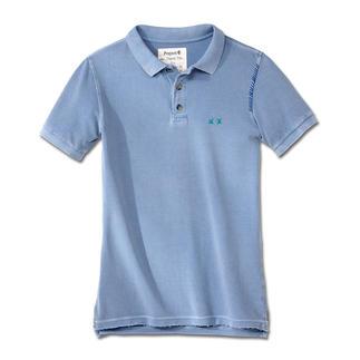 """Das Lieblings-Shirt der Stars. Das """"zerstörte"""" Polo. Nur original von Project E, Atlanta."""