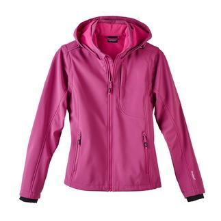 Die Jacke aus Soft Shell, mit WindProtect®. Schlank, leicht und trotzdem warm.