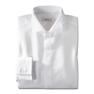 Das Frackhemd zum Anziehen, nicht zum Aufbewahren. Mit italienischem Chic. Von Ingram.