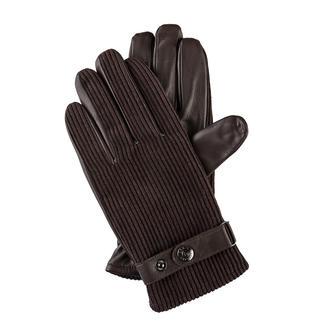 Die Handschuhe aus modisch wieder wichtigem Cord. Spitzenqualität vom Spezialisten Dents, seit 1777.