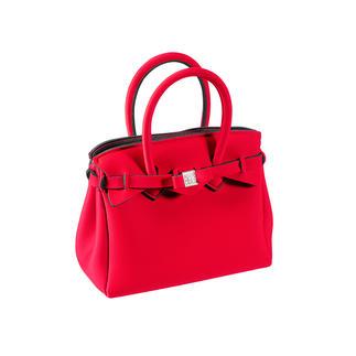 Die ultraleichte Tasche vom Kultlabel Save My Bag. Klassischer Look, innovatives Material. Wiegt nur 215 Gramm.
