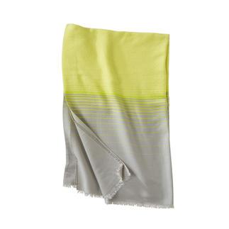 Das leichte Bouclé-Strandtuch von Abstract, Italien. Weich liegen ohne schwer zu schleppen.