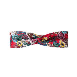 Das Must-have Stirnband aus reiner Seide. Herrlich kühl, leicht und knitterarm. Von Roeckl, Spezialist für hochwertige und stilvolle Accessoires seit üb