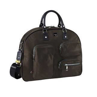 Die seltene Utility Bag kombiniert Fashion und Funktion. Von Cinque. Modisch hochaktuell. Und perfekt organisiert wie ein mobiles Büro.