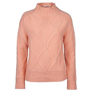 Die seltene Loungewear-Kombination made in Italy. Von Chiara Fiorini. Ein elegantes Strick-Outfit, das Sie auch als bequemen Hausanzug tragen. Oder umgekehrt.