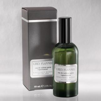 Der große Duft mit kleiner, erlesener Fan-Gemeinde. Grey Flannel von Geoffrey Beene. Seit 1975 ein Duft für Kenner. Maskulin, stilvoll, souverän.
