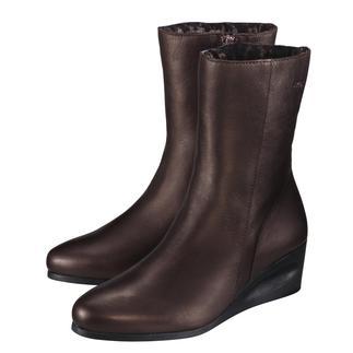 Der 8 Std.-Paris-Stiefel mit echter Latexsohle und Lammfell-Futter. Von Arcus®/Frankreich. Bequem, warm und modisch. Keine Druckstellen oder Blasen werden Sie mehr quälen.